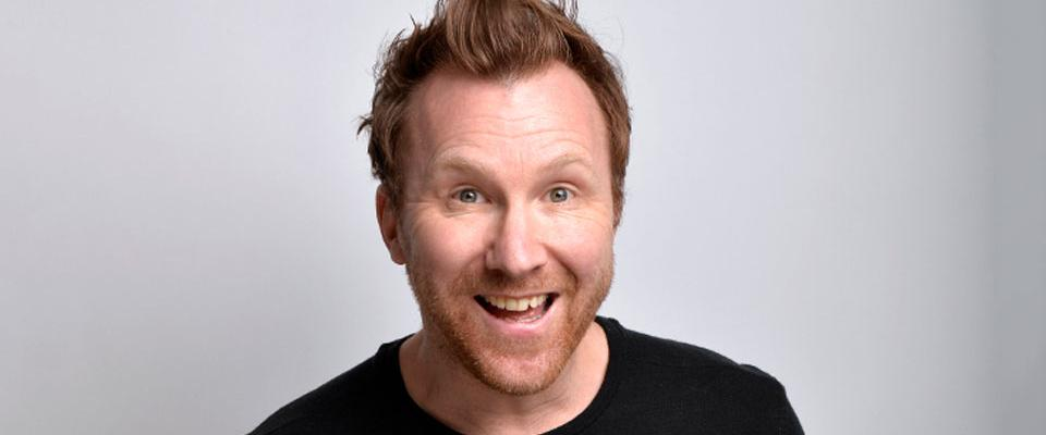 Jason Byrne, Edinburgh Festival, Comedy, totalntertainment