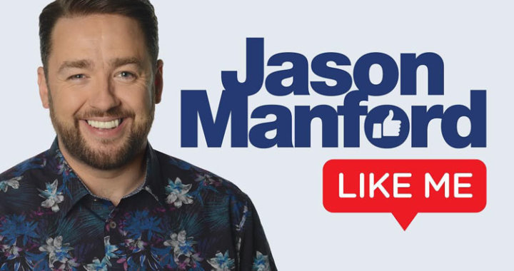 Jason Manford is Back! 'Like Me' Tour