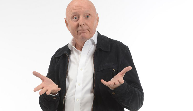 Jasper Carrott brings His Stand Up & Rock Show To Wigan