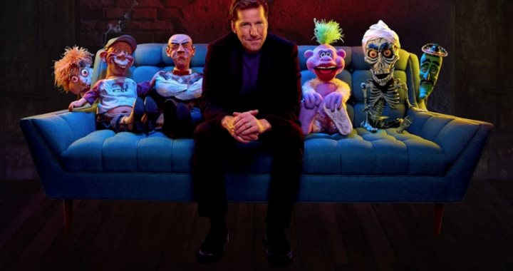 Record breaking comedy superstar Jeff Dunham on Tour