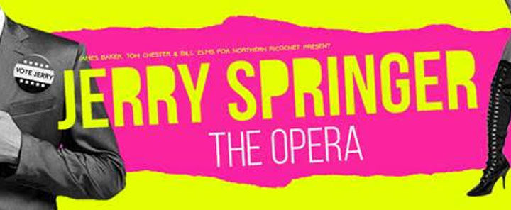 Jerry Springer – The Opera Heads To Manchester's Hope Mill Theatre