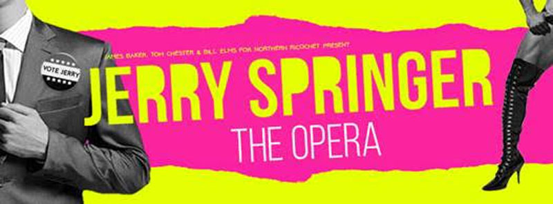 Jerry Springer, Musical, TotalNtertainment, Manchester, Theatre