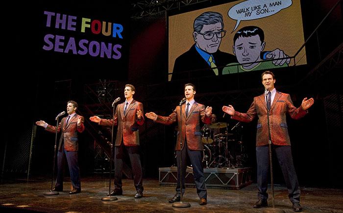 Leeds grand Theatre, Leeds, Theatre News, TotalNtertainment, Jersey Boys