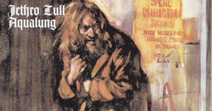 Aqualung: 50 year celebration Jethro Tull
