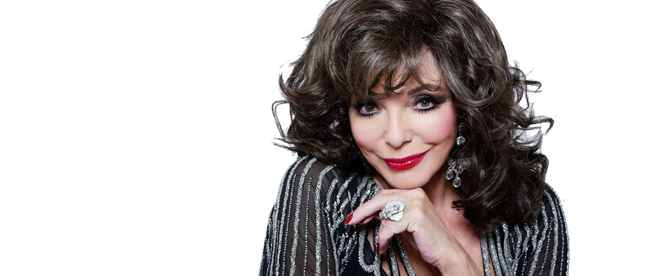 Joan Collins, tour, York, totalntertainment, One Woman Show