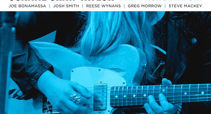 'The Blues Album' Joanne Shaw Taylor