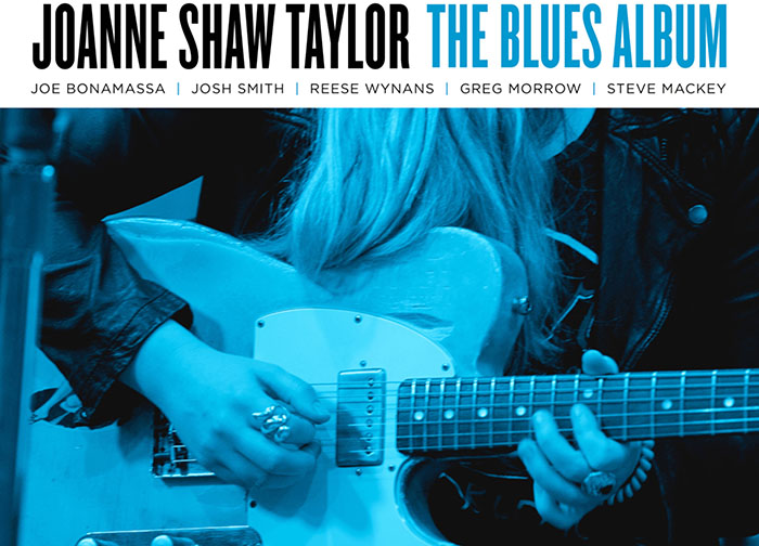 Joanne Shaw Taylor, The Blues Album, Music News, TotalNtertainment