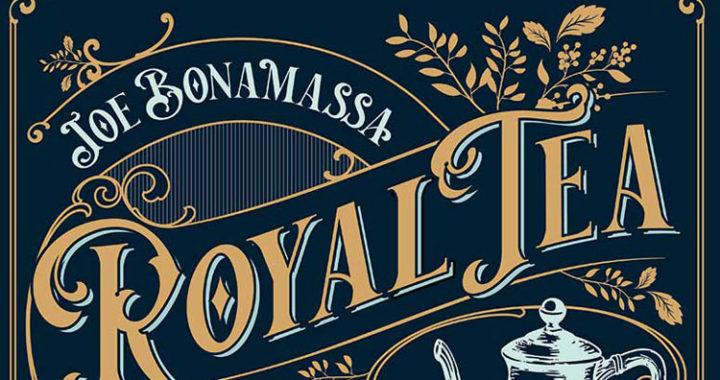 'Royal Tea' the new album from Joe Bonamassa