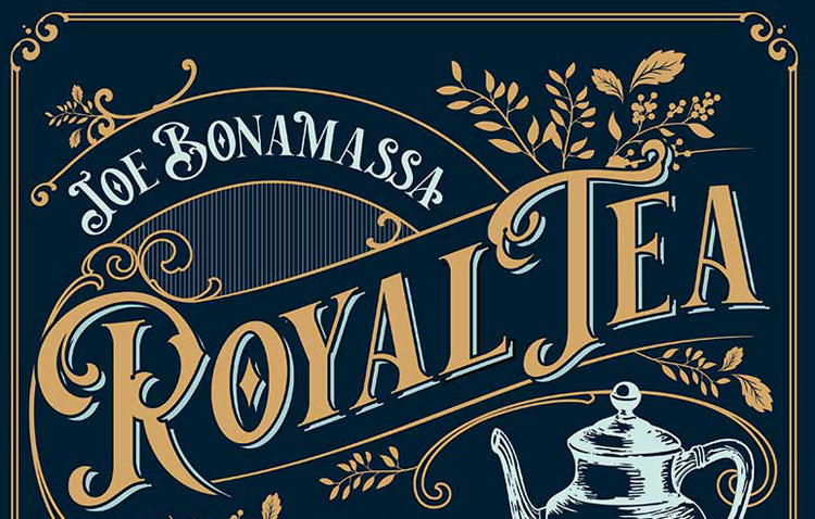 Joe Bonamassa, Music, New Album, Royal Tea, TotalNtertainment