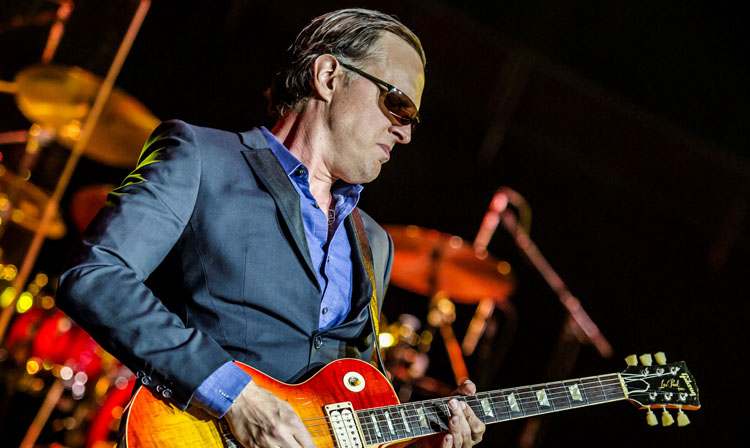 Joe Bonamassa new single