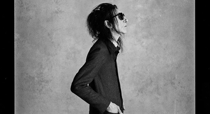 John Cooper Clarke announces 'I Wanna Be Yours'