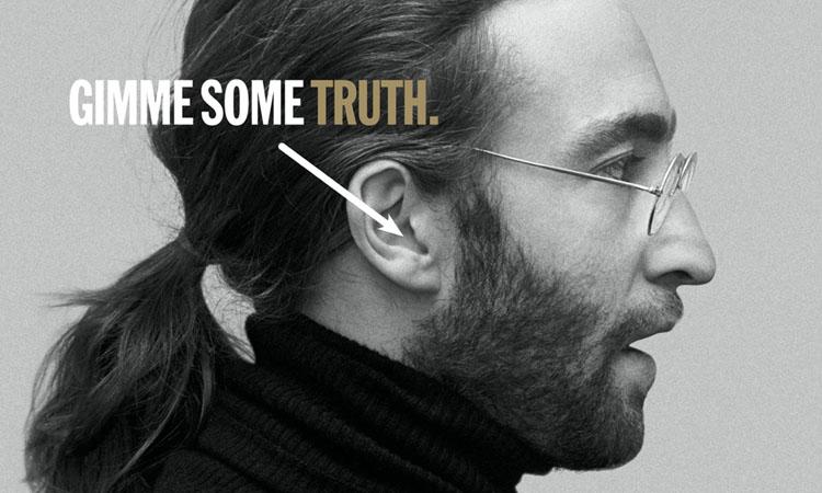 John Lennon, Gimme Some Truth, Remix, Music, TotalNtertainment