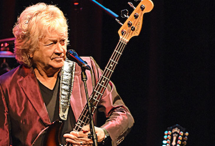 John Lodge, Music, New Single, In These Crazy Times, Moody Blues