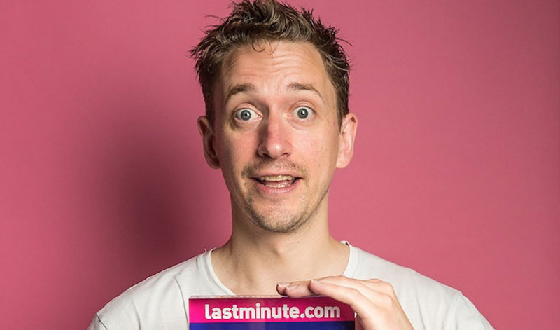 John Robins, Liverpool, Comedy, TotalNtertainment, Epstein Theatre