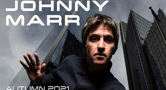 Johnny Marr announces UK headline shows