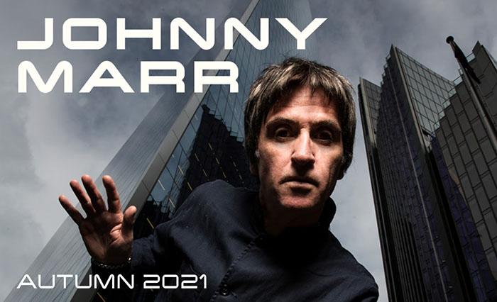 Johnny Marr, Music News, TotalNtertainment, Tour