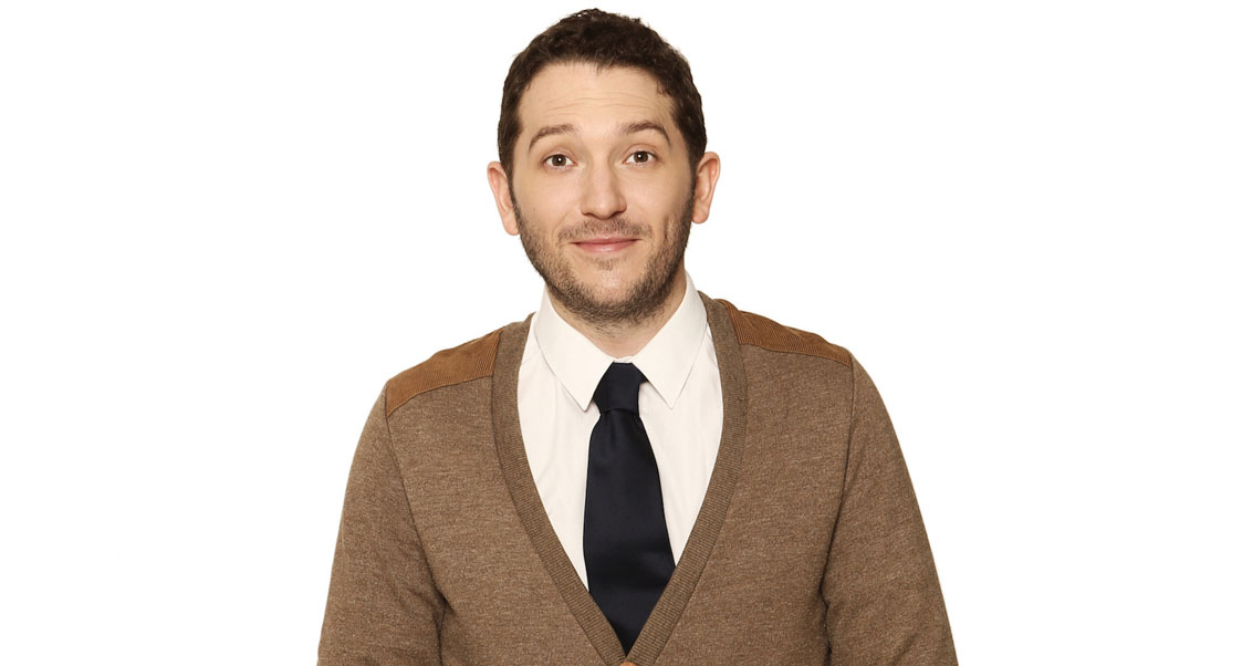 Jon Richardson, comedy, Old Man, totalntertainment, Leeds