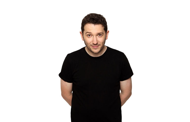 Jon Richardson, Comedy, Tour, TotalNtertainment, Harrogate