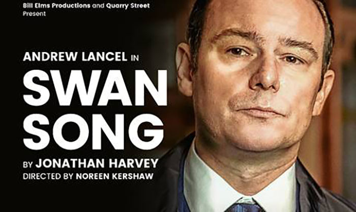 Jonathan Harvey, Swan Song, Theatre, Liverpool, TotalNtertainment