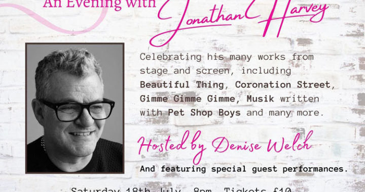 An Evening with Jonathan Harvey