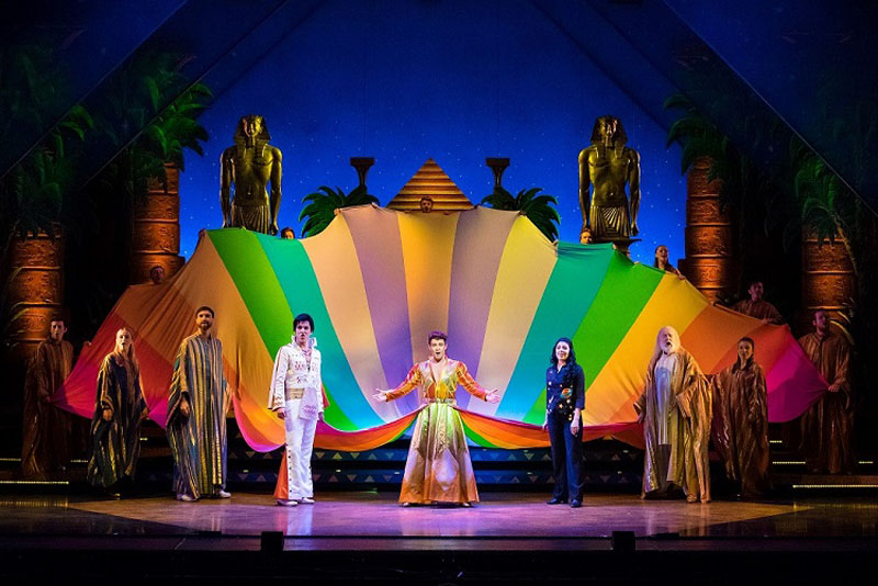 Jaymi Hensley, Joseph, Technicolour Dreamcoat, Musical, Theatre, TotalNtertainment