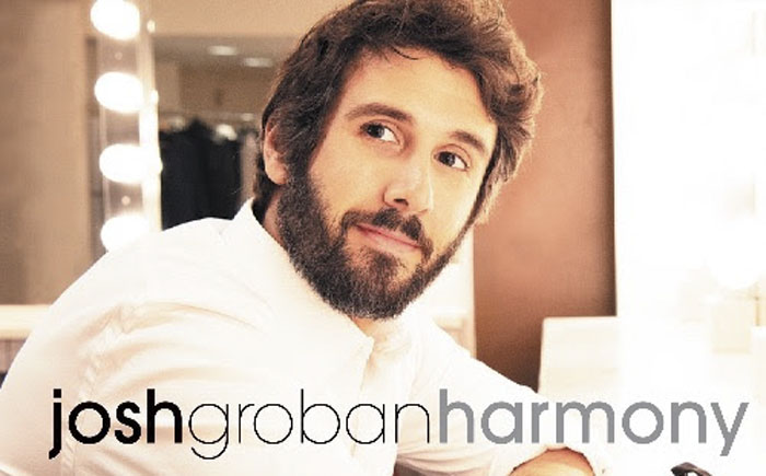 Josh Groban, Music, New Album, Harmony, TotalNtertainment