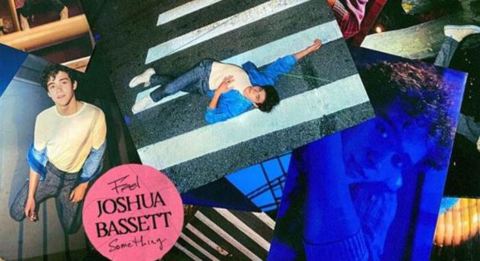 Joshua Bassett shares new track 'Feel Something'