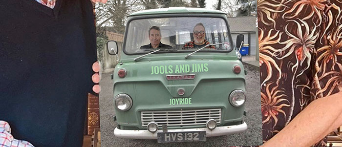 Jools Holland, Jane Horrocks, Podcast, Theatre, TotalNtertainment, Jim Moir