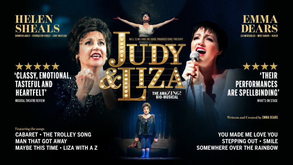 Judy and Liza, Theatre News, Musical, TotalNtertainment, Tour News