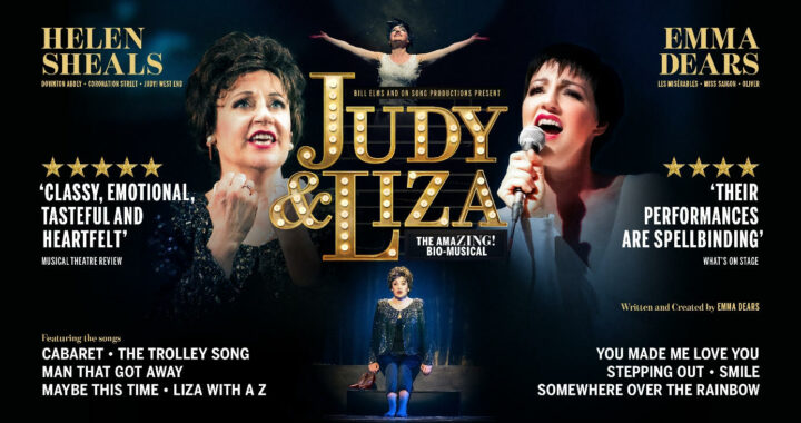 Judy & Liza Musical continues this Autumn