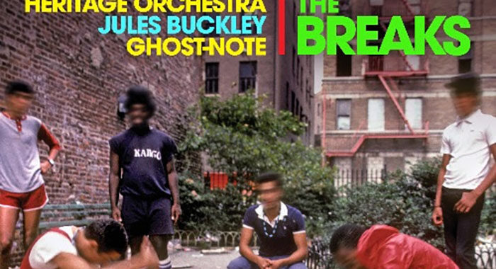 Jules Buckley releases debut album 'The Breaks'
