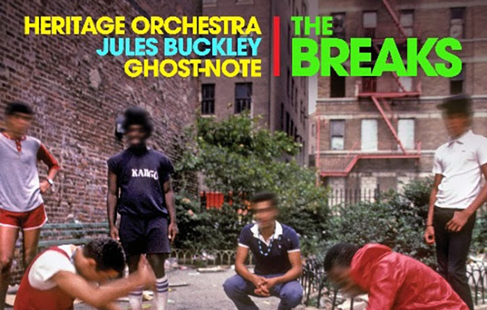 Jules Buckley, The Breaks, New Release, TotalNtertainment, Apache
