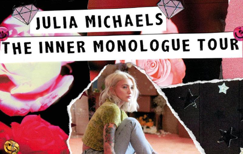 Julia Michaels, Tour, TotalNtertainment, Music, Manchester