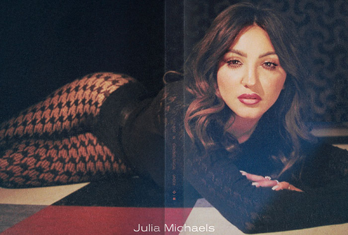 Julia Michaels, Not In Chronological Order, Music, New Album, TotalNtertainment
