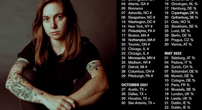 JULIEN BAKER announces UK & EU tour dates