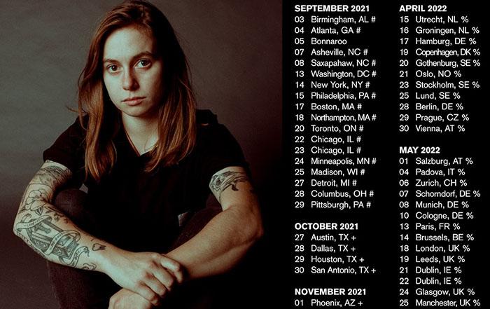 Julien Baker, Music, New Single, Tour, TotalNtertainment