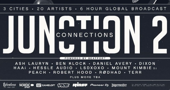 Junction 2 announceGlobal Live Steam event
