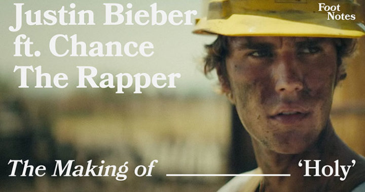 Justin Bieber releases Vevo Footnotes video