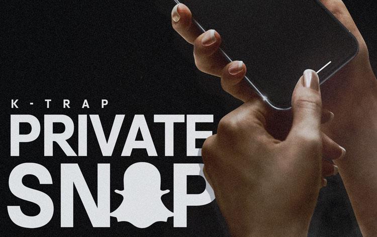 K-Trap, Music, New SIngle, Private Snap, TotalNtertainment