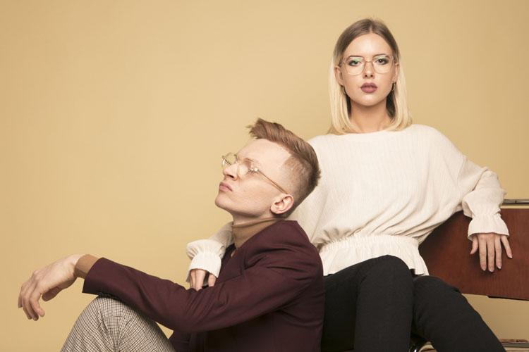 Kristin Lash, Jakob Grey, Music, New Album, Sleepin With The Lights On