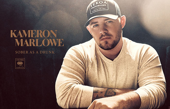 Kameron Marlow, Sober As A Drunk, Music, Country, Nashville, TotalNtertainment