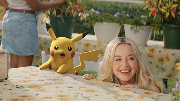Katy Perry, Electric, Music, New Release, TotalNtertainment, Pokemon