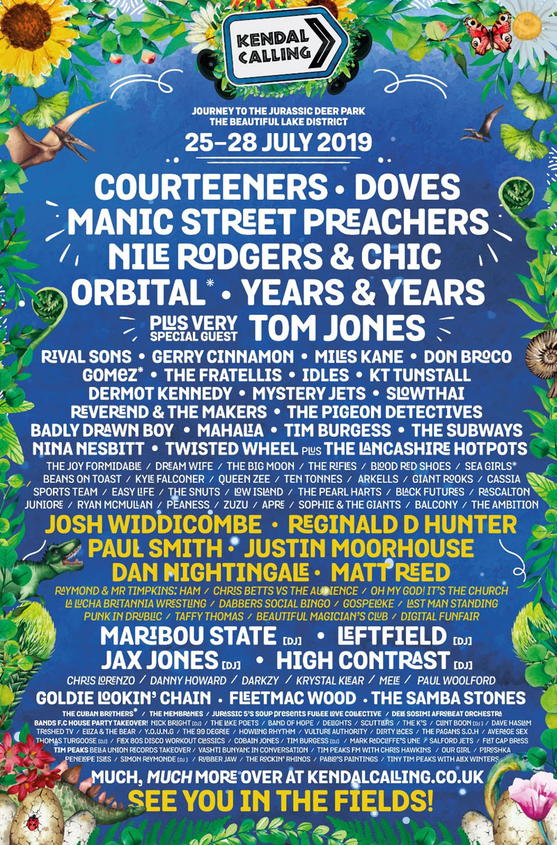 Kendal Calling, Festival, Comedy, TotalNtertainment, Music
