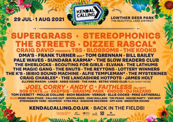 Kendal Calling, Festival, TotalNtertainment, Music