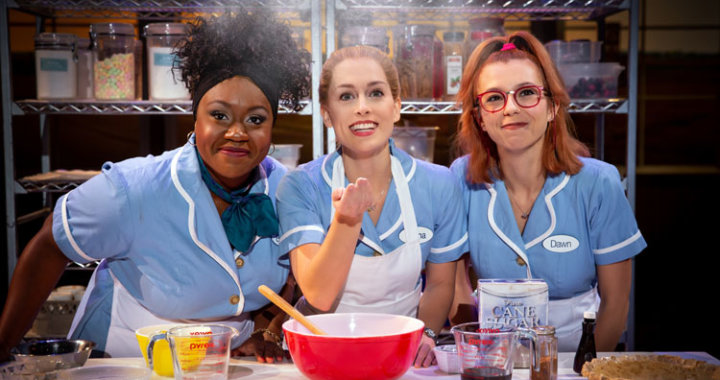 Waitress is coming to Manchester