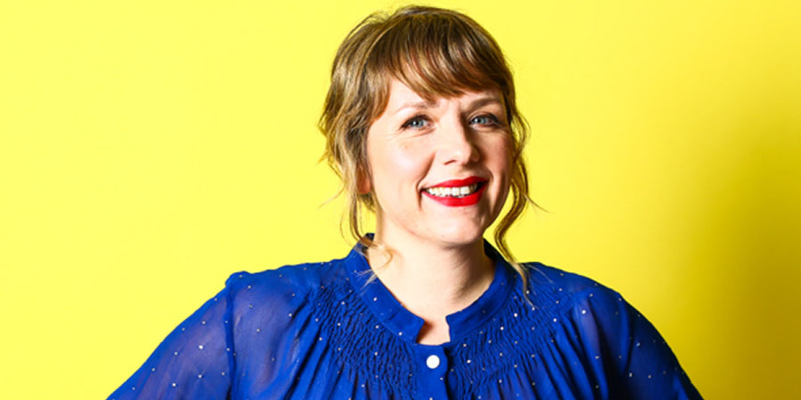 10 Questions with …. Kerry Godliman