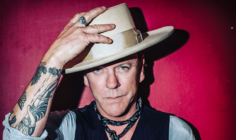 Kiefer Sutherland, Music, Tour, TotalNtertainment, Manchester