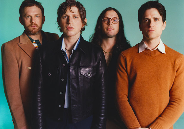 Kings of Leon, Music, New Release, Echoing, TotalNtertainment
