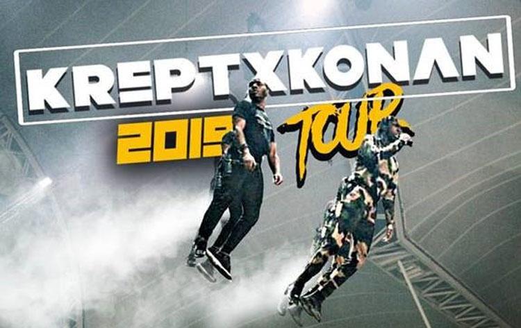 Krept and Konan, Music, Tour, TotalNtertainment, Leeds