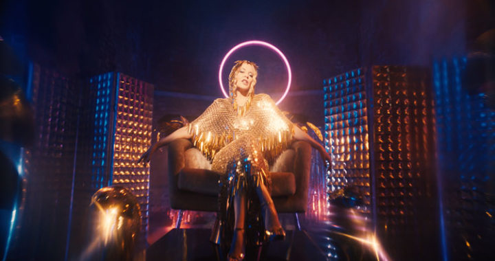'Magic' the new release from Kylie